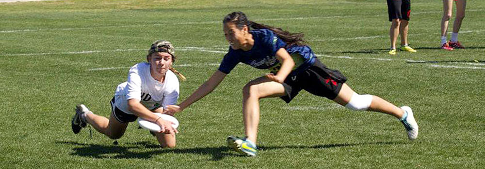 Women's Ultimate Frisbee Club News