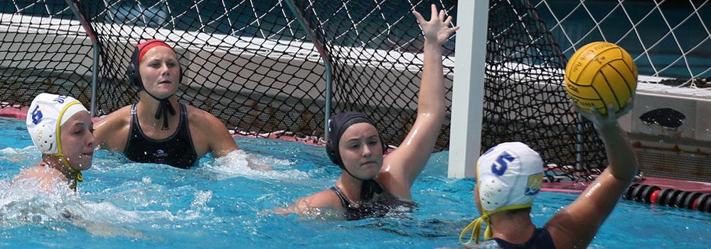 Women's Water Polo Club News