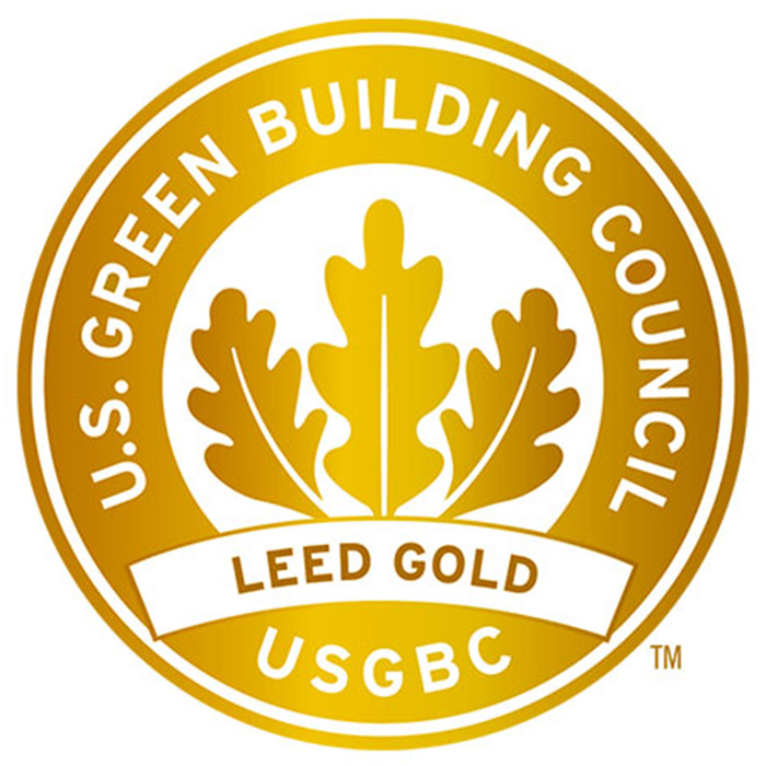 LEED Gold Existing Building Certification